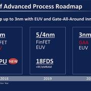 三星7nm EUV工艺下半年量产,2021年推3nm GAA工艺
