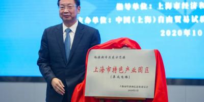 """总投资225亿元,临港新片区""""东方芯港""""集成电路综合性产业基地正式启动!"""