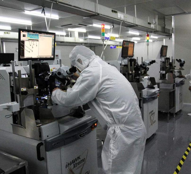 总投资57亿元合晶郑州厂正式启用 预计年产值20亿元